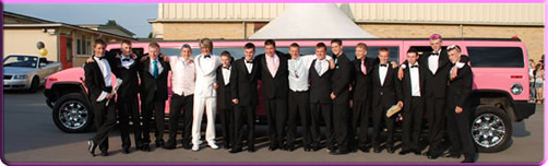 Prom Hummer Limo Hire